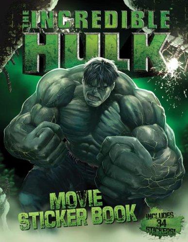 The Incredible Hulk Movie Sticker Book: Alexander, Fern