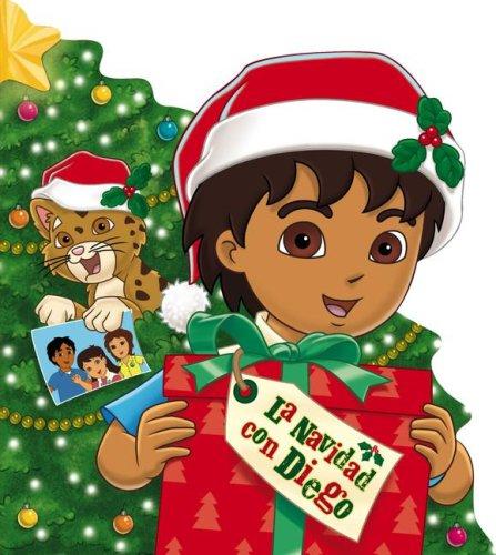 La Navidad con Diego (Diego's Family Christmas) (Nick Jr. Go Diego Go!) (Spanish Edition): ...