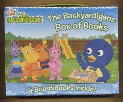 The Backyardigans Box of Books (THE BACKYARDIGANS): BACKYARDIGANS