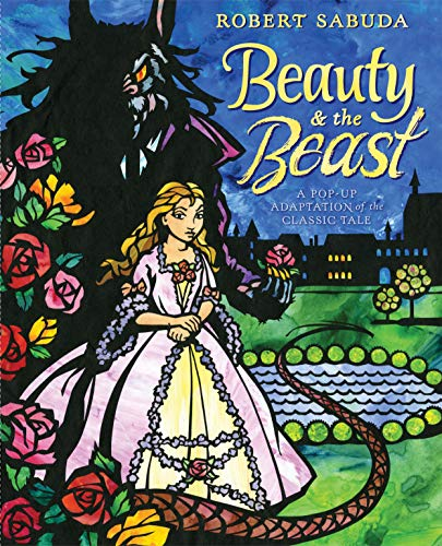 9781416960799: Beauty & the Beast: A Pop-up Book of the Classic Fairy Tale
