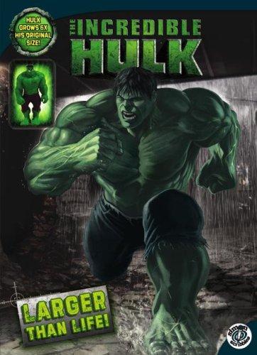 Larger Than Life (The Incredible Hulk): Rao, Lisa