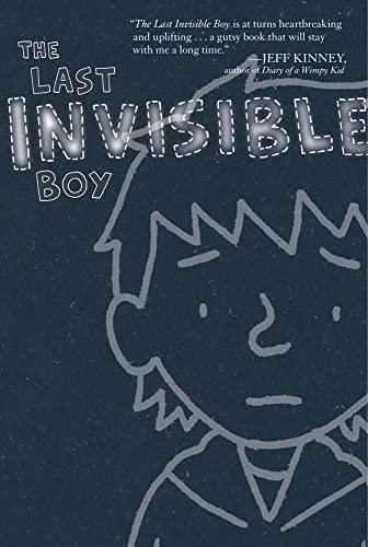 The Last Invisible Boy: Evan Kuhlman