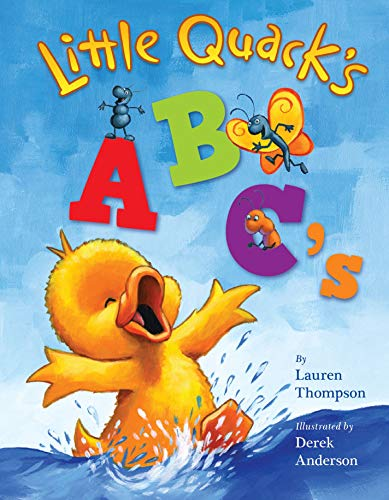 9781416960911: Little Quack's ABC's