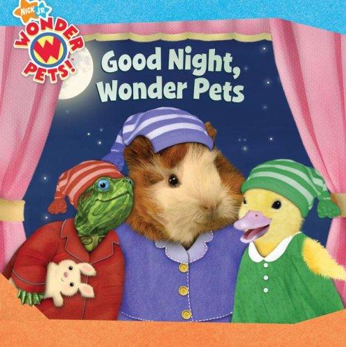 9781416961543: Good Night, Wonder Pets!