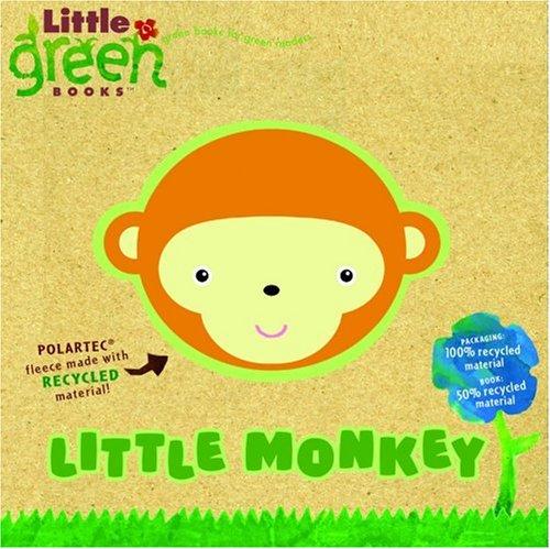 9781416961758: Little Monkey (Little Green Books)