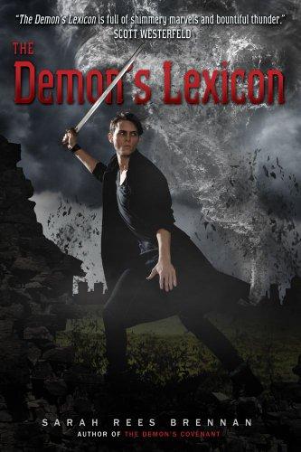 9781416963806: The Demon's Lexicon (The Demon's Lexicon Trilogy)
