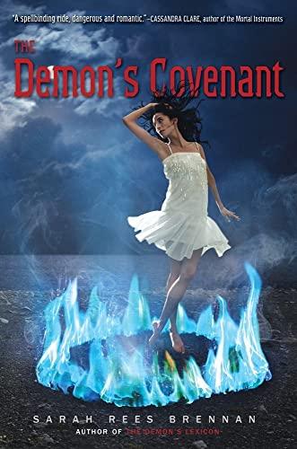 9781416963813: The Demon's Covenant (The Demon's Lexicon Trilogy)