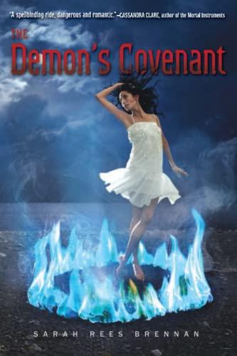 9781416963820: The Demon's Covenant (The Demon's Lexicon Trilogy)