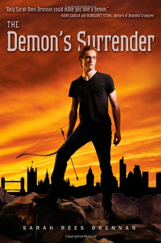 9781416963844: The Demon's Surrender (Demon's Lexicon Trilogy)