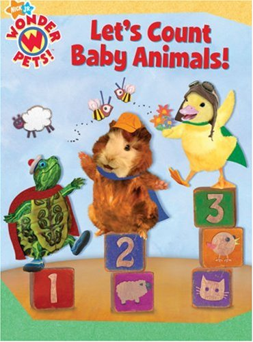 Let's Count Baby Animals!: Jennifer Oxley (Illustrator);