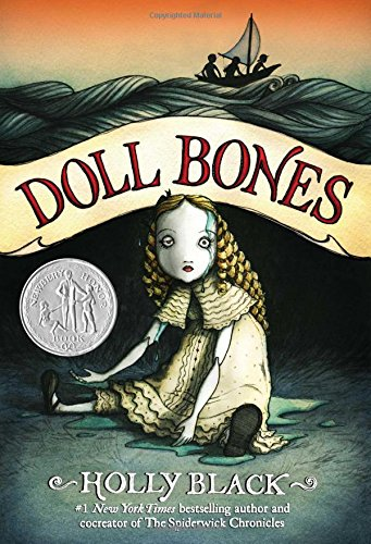 Doll Bones: Black, Holly