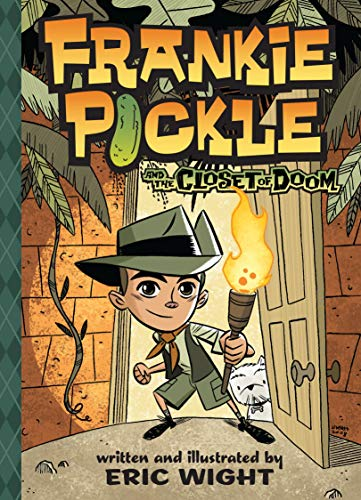 9781416964841: Frankie Pickle and the Closet of Doom