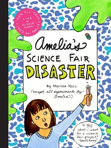 9781416964940: Amelia's Science Fair Disaster
