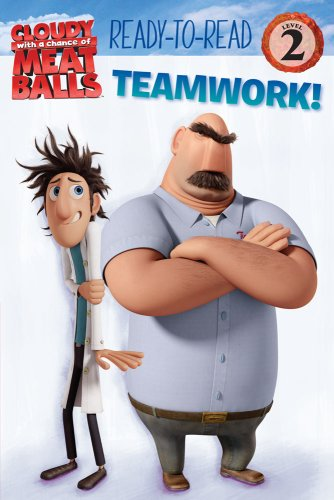 9781416967354: Teamwork! (Cloudy with a Chance of Meatballs Movie)