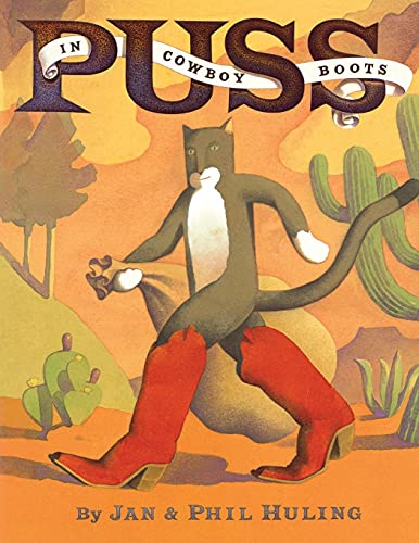 9781416967491: Puss in Cowboy Boots