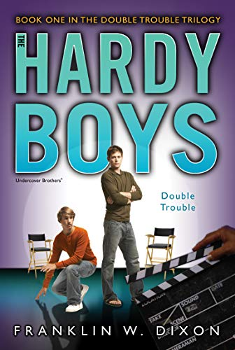 9781416967651: Double Trouble: Book One in the Double Danger Trilogy (Hardy Boys (All New) Undercover Brothers)