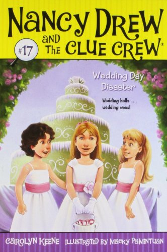 9781416967781: Wedding Day Disaster (Nancy Drew and the Clue Crew)