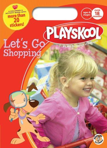 Let's Go Shopping (Playskool (Simon Scribbles)): Testa, Maggie