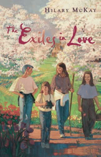 9781416967972: The Exiles In Love