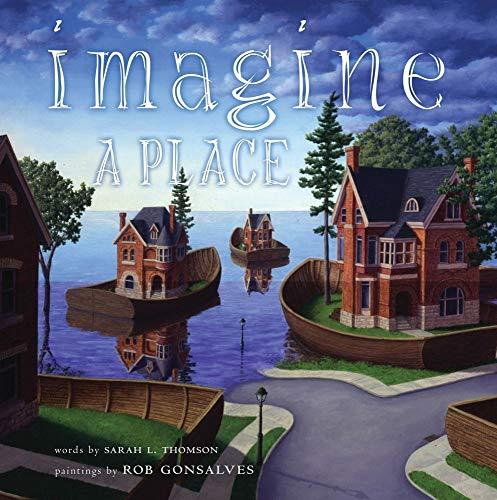Imagine a Place: Thomson, Sarah L.