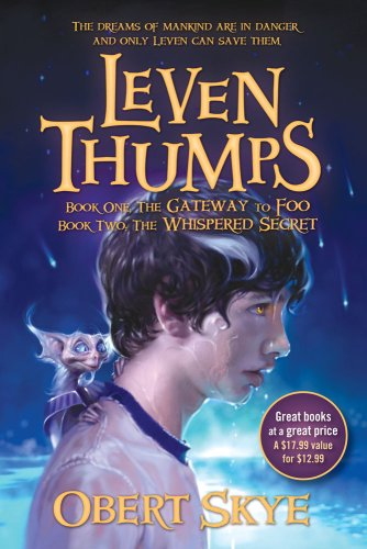 9781416968245: Leven Thumps: Leven Thumps and the Gateway to Foo; Leven Thumps and the Whispered Secret