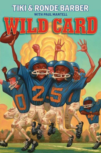 Wild Card (Barber Game Time Books): Barber, Tiki; Barber, Ronde