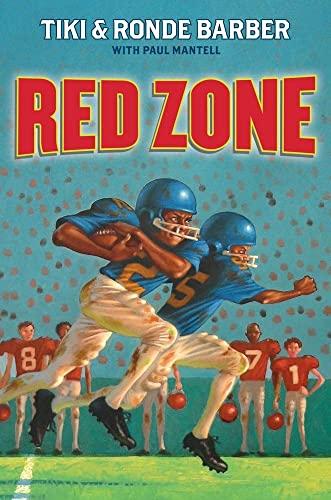 Red Zone (Barber Game Time Books): Barber, Tiki; Barber, Ronde
