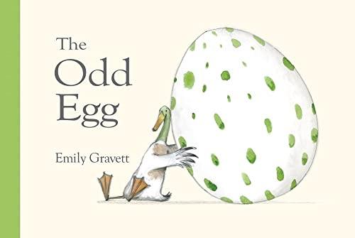 9781416968726: The Odd Egg