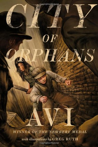 9781416971023: City of Orphans