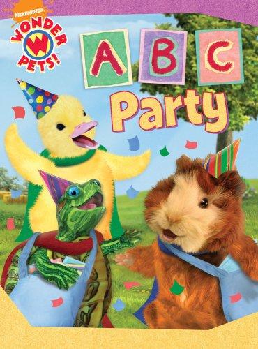 9781416971047: ABC Party (Wonder Pets!)