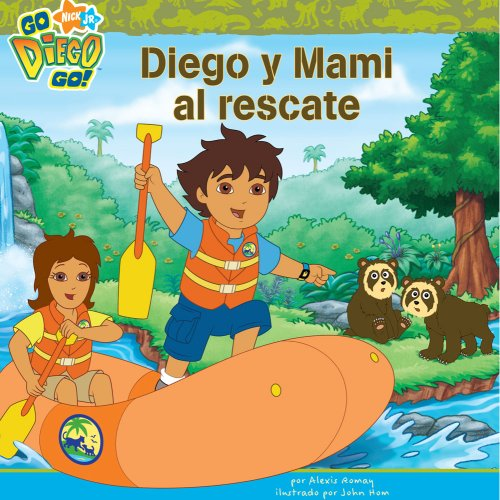 9781416971054: Diego y Mami al rescate (Diego and Mami to the Rescue) (Go, Diego, Go!) (Spanish Edition)