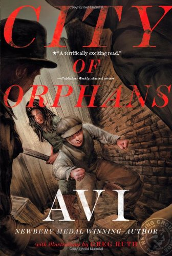 9781416971085: City of Orphans