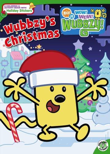 9781416971344: Wubbzy's Christmas (Nick Jr. Wow! Wow! Wubbzy!)