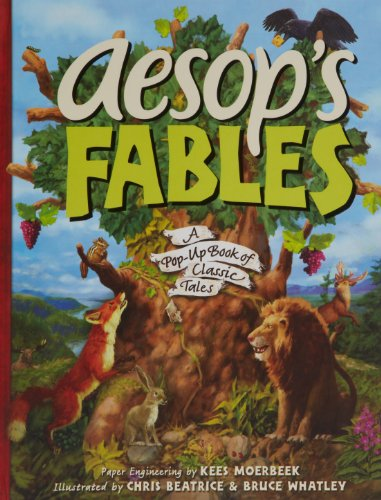 9781416971467: Aesop's Fables: A Pop-Up Book of Classic Tales
