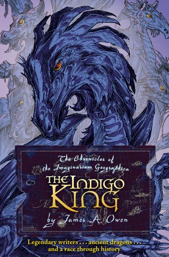 9781416971597: The Indigo King (The Chronicles of the Imaginarium Geographica, #3)