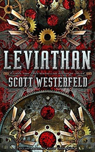 9781416971733: Leviathan (The Leviathan Trilogy)