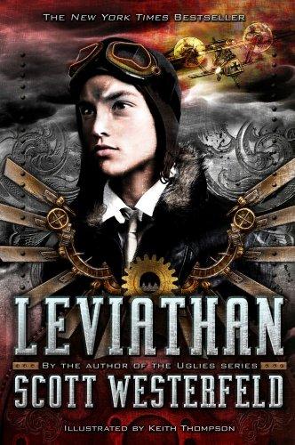 9781416971740: Leviathan