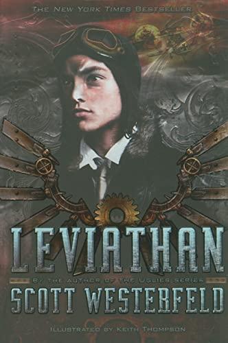 9781416971740: Leviathan (The Leviathan Trilogy)