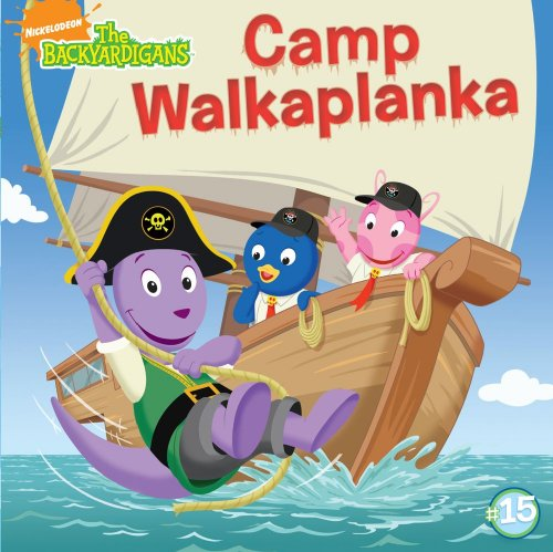 9781416971917: Camp Walkaplanka (The Backyardigans)