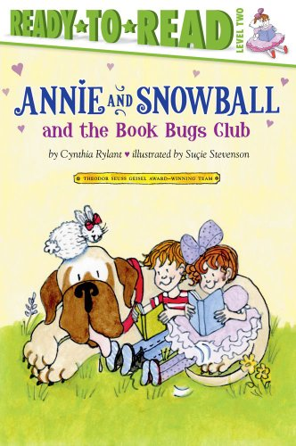 9781416972013: Annie and Snowball and the Book Bugs Club