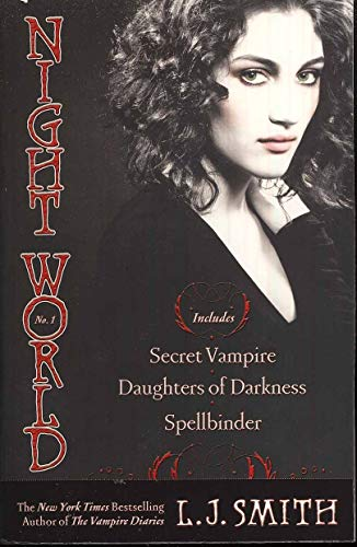 9781416974505: Night World No. 1: Secret Vampire; Daughters of Darkness; Spellbinder