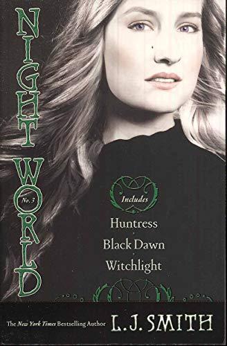 9781416974529: Night World No. 3: Huntress, Black Dawn, Witchlight