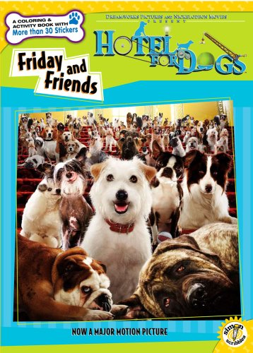 9781416975120: Friday and Friends [With Stickers] (Hotel for Dogs)
