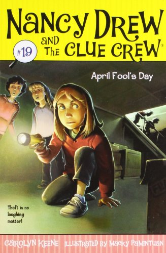 9781416975182: April Fool's Day (Nancy Drew and the Clue Crew #19)