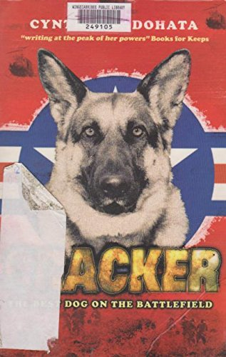 9781416975229: Cracker! The Best Dog on the Battlefield