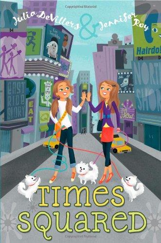 Times Squared: DeVillers, Julia; Roy, Jennifer