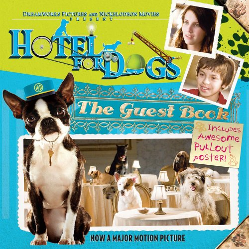 9781416975700: Hotel For Dogs: The Guest Book