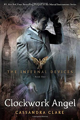 The Clockwork Angel (Infernal Devices, Book 1) Stated first edition signed
