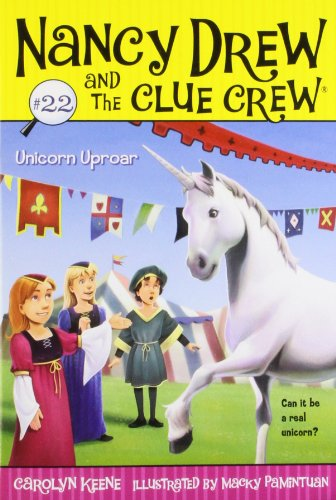Unicorn Uproar (Nancy Drew & the Clue Crew (Quality)): Keene, Carolyn
