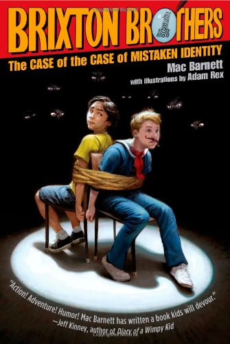 9781416978169: The Case of the Case of Mistaken Identity (Brixton Brothers)